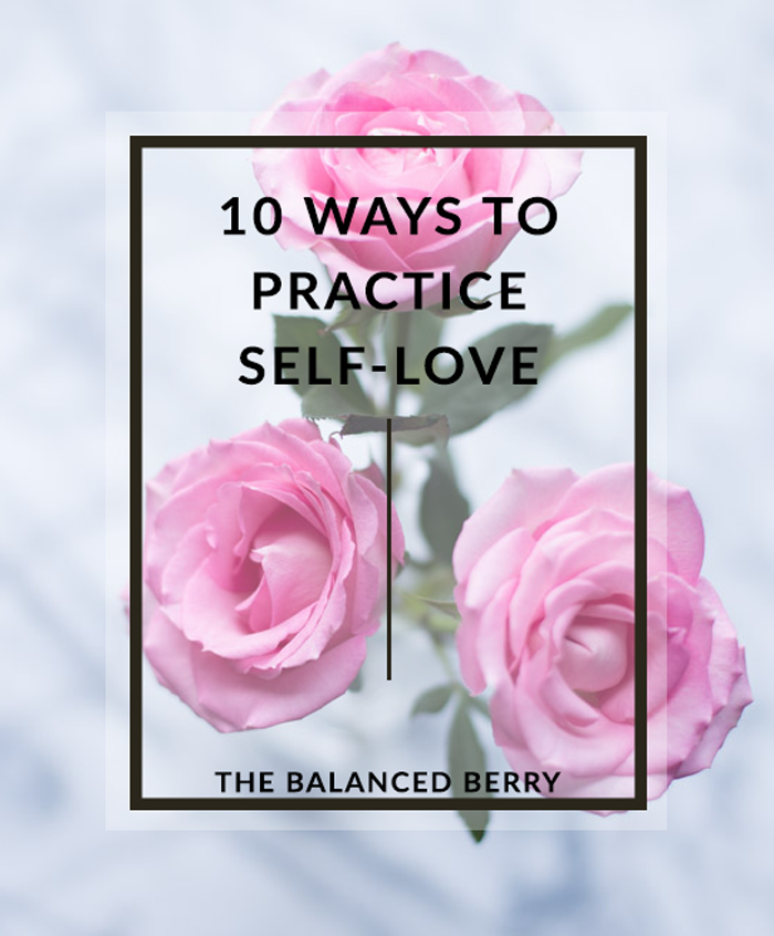 When we have a firm, non-wavering love for ourselves we are more capable of sharing love with others. Here are 10 ways to practice self-love when you need it most.