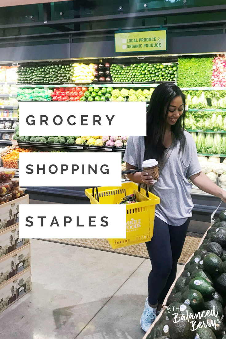 what u2019s in my cart  weekly grocery staples    grocery list